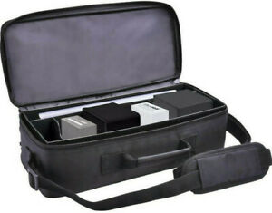ULTRA PRO Deluxe Gaming Trove Trading Card Travel Bag Storage Decks Accessories