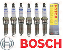 6-Pieces OEM Bosch Platinum Spark Plugs YR7MPP33 for Mercedes