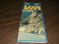 JUNE 1979 VIA RAIL CANADA SYSTEM PUBLIC TIMETABLE