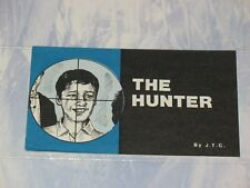 THE HUNTER   CHICK CHRISTIAN/ GOSPEL TRACT  1987    JACK CHICK PUBLICATIONS
