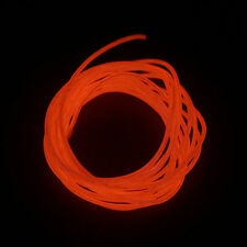 1-5M Flash Flexible Neon LED  Glow EL Strip Tube Wire Rope Car Party Light FE