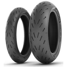COPPIA PNEUMATICI MICHELIN POWER RS 120/70R17 + 160/60R17