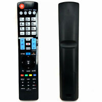 Universal Black Replacement Remote Control For 3D LG TV LCD LED HDTV Smart AKB