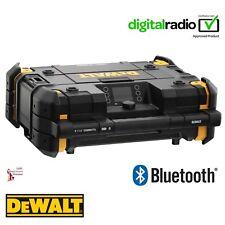 DeWalt DWST1-81079 TStak Dab Bluetooth Job Site Radio and Charger