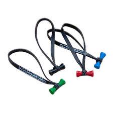 "Bongo Ties Style-D 5″ Cable Ties – 10 Pack - Black ""Obsidian"""