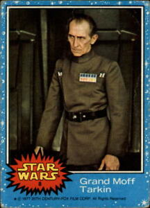 1977 Star Wars Base Singles (Pick Your Cards)
