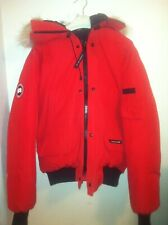 Canada Goose Men's Chilliwack Bomber - Red - Large Style 7950M