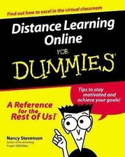 Distance Learning Online for Dummies-ExLibrary