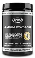 XPI Raw D-Aspartic Acid Powder 300 Grams, 100 Servings - Testosterone Support