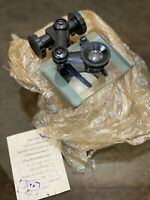 Antique Russian USSR Dissecting Magnifier Optical Microscope 80s