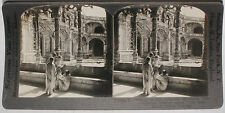 Keystone Stereoview of Sao Jeronymo Monestary, PORTUGAL from the 1920's 200 Set