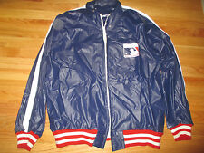 RARE Major League Baseball NOLAN RYAN No. 34 TEXAS RANGERS (XL) Rain Coat Jacket