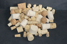 50g Assorted Mixed Cork Floats Fishing Crafts & Modelling Brand New