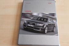 103599) Audi RS4 + Avant - Audi S6 + Avant Pressemappe 03/2006