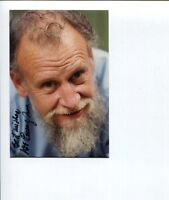 Lee Pennington Kentucky KY Poet Laureate Author Signed Autograph Photo