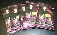 Buffy Vampire Angel  5 x packets season 3 trading cards