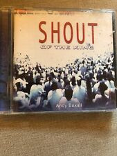 Andy Boxall - Shout Of The King CD