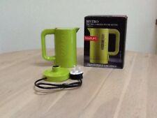 Bodum Bistro Electric Green Kettle, 0.5 litre