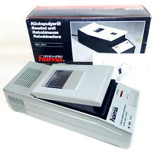 Rewinder Hama Betamax - ßeta Videokassetten Rückspulgerät, OVP