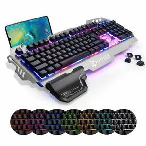 Gaming Keyboard Mechanical Similar Ergonomic Phone Holder Hand Rest for PC Gamer