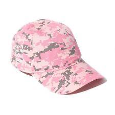 Anti Social Digital Dash Cap ASSC Antisocial Club Hat in Pink & White Camo 1
