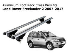 Aluminium Roof Rack Cross Bars fits Land Rover Freelander 2 with rails 2007-2017