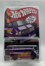 Hot Wheels 2020 Custom 77 Dodge Van Promotion Car - In Hand - Ships From CA