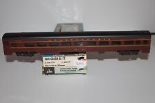 "HO AHM / Rivarossi 6423 Pennsylvania Coach Passenger Car ""Chair Coach"" L1600"