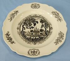 Wedgwood The Governor's Palace Collectors Plate Williamsburg Va 1953