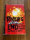 A. West RIVER'S END Other Stories PAGAN Celtic NEW YORK + 1st Ed HcDj book 1950s