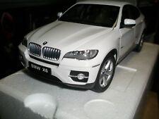 08761w Kyosho 1 18 BMW X6 Xdrive50i White Rare Worldwide