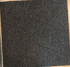 Mohawk Group Carpet Tiles 24x24, 72 Square Feet In One Box Blackened Pearl
