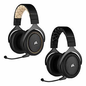 Corsair HS70 Pro Wireless Stereo Gaming Headset Over-Ear Kopfhörer 2,4GHz
