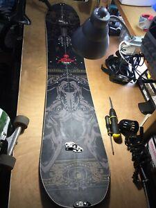 DIY splitboard