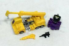 1992 G2 Transformers Constructicons Hook Figure Complete Devastator FREESHIP