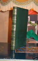 """Victor de LAPRADE """"Psyché - Odes et Poèmes"""" 1857 Belle Reliure Cuir"""