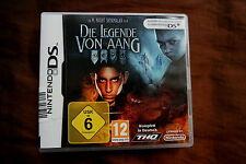 Die Legende von Aang - Deutsch - Nintendo DS Komplett mit Handbuch xx