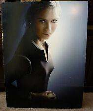 "Tag Heuer Watch Maria Sharapova Large Store Display Sign 40"" x 30"" VERY RARE"