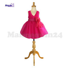 Kids Dress Body Form Mannequin 3 4 Yrs Withwooden Base Child Clothing Display