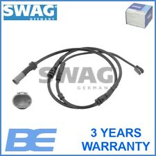 Bmw X3 F25 Front Left BRAKE PAD WEAR WARNING CONTACT Genuine HD Swag 20937437