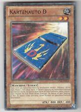 YU-GI-OH Kartenauto D Starfoil SP14-DE012