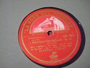 DISCHI VINILE 78 GIRI VOCE DEL PADRONE E COLUMBIA CON ALBUM VINTAGE (PRELUDI CHO