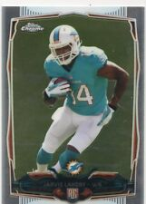 2014 Topps Chrome #177 Jarvis Landry RC Rookie