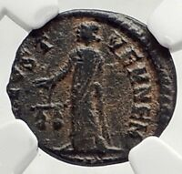 Divus SAINT Constantine I the Great 342AD Genuine Ancient Roman Coin NGC i73050