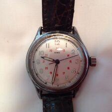 Vintage Rima Sterling Silver Watch Hands Glow In The Dark Unisex