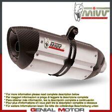 Mivv Exhaust Muffler Suono Stainless Steel for Ktm 1290 Superduke Gt 2016 > 2018
