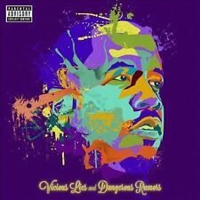 Vicious Lies and Dangerous Rumours [PA] by Big Boi CD FREE SHIPPING!!
