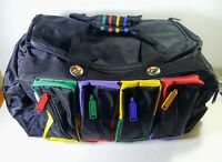 VTG 90s United Colors Of Benetton Men's Large Multi Pocket Duffle - Stephen Peng