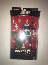 marvel legends bullseye man thing