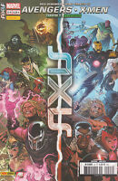 AVENGERS & X-MEN AXIS N° 2 couv 1/2 Panini COMICS Marvel